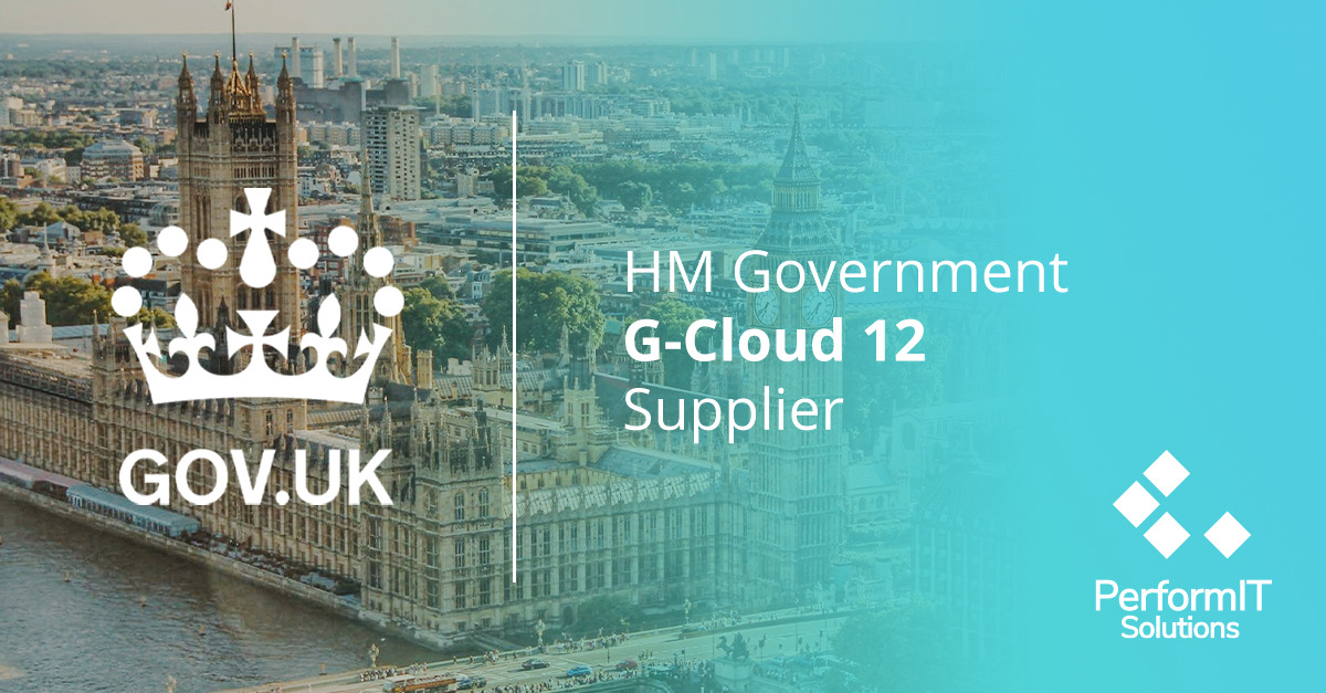 Exclusive Provider of G-Cloud 12
