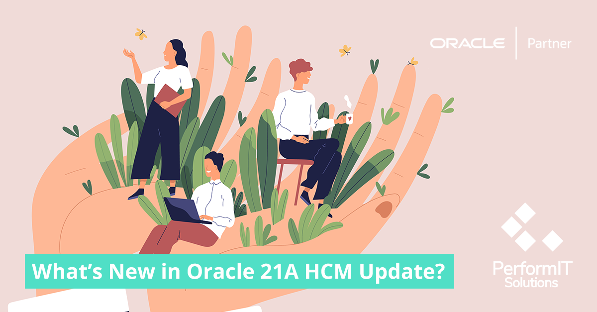 What's New - Oracle HCM Update