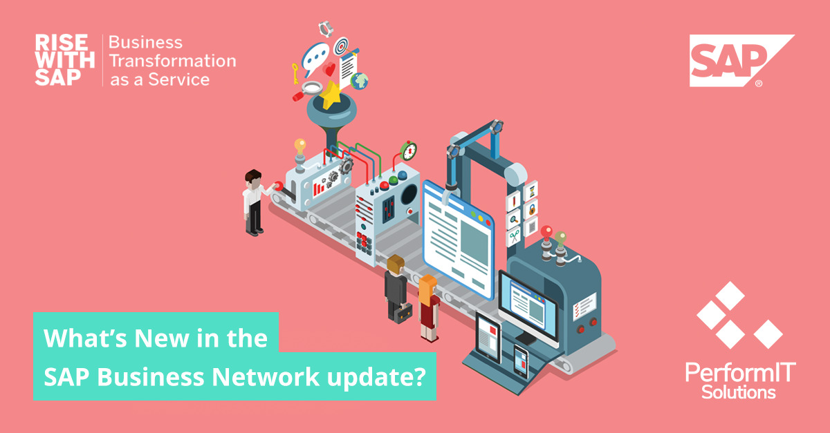 What's New in the SAP Business Network Update