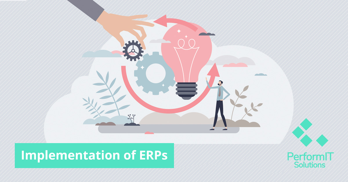 Implementation of ERPs